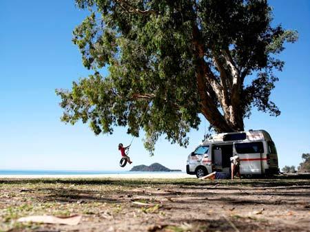 Campervan Hire Australia - Britz