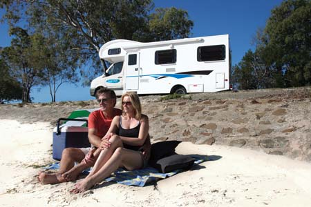 Cheapa Campa 4 berth campervan