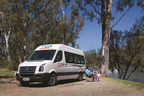 Euro Tourer, Apollo campervan hire New Zealand