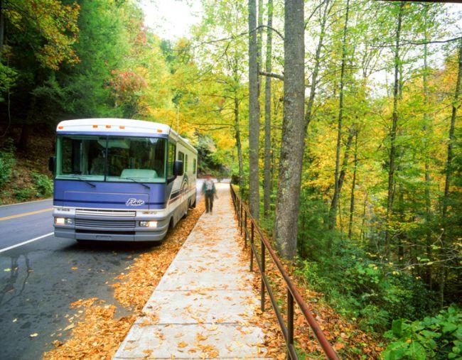 Blue Ridge Parkway RV