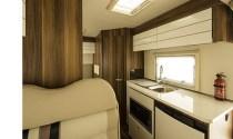 Jucy Casa Plus cabin