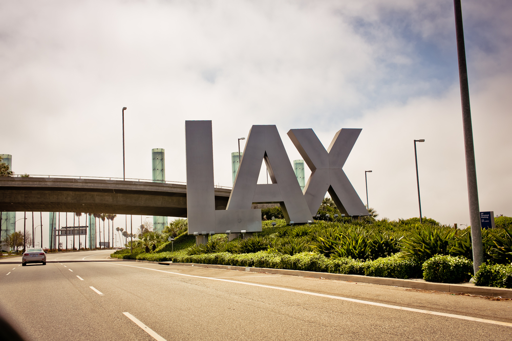 LAX - the gateway to your RV rental road trip adventure!