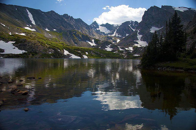 Lake Isabelle, Roosevelt National Forest