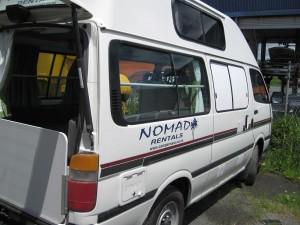 Nomad rentals New Zealand