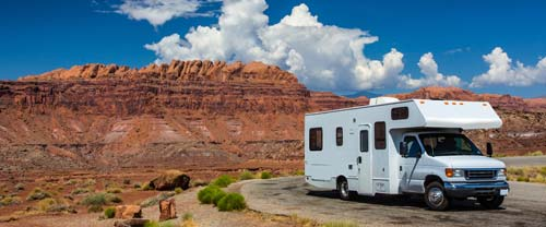 RV rental for the grand canyon