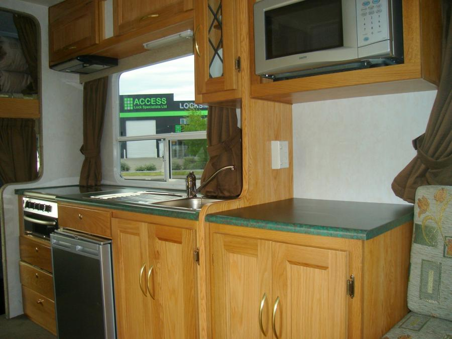 4 berth Connoissuer Motorhome