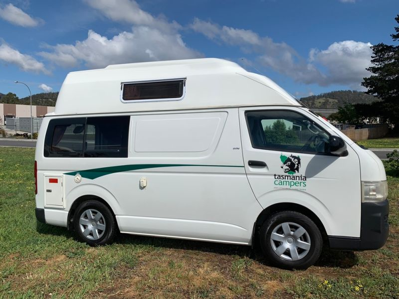 Tasmania Campers: Review, Compare Prices and Book