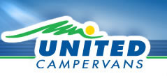 United Campervans logo
