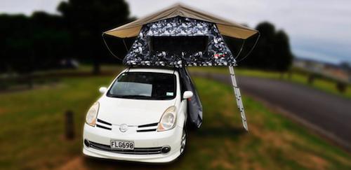 Chilli Rentals Vroom Small campervan for hire