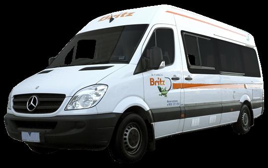 Britz Venturer plus campervan 3 berth