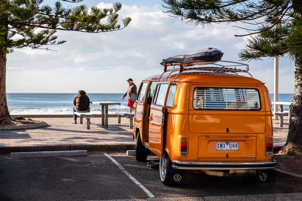 Hire a campervan in Sydney and get out of town