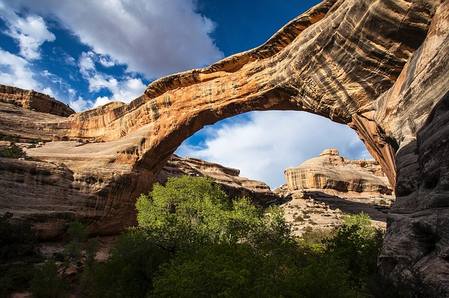 Sipapu Natural Bridge: RV road-trip yourself out there!