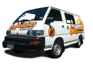 Chubby campervan for hire from Travellers Autobarn Australia