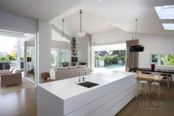 Renovated and modernised Herne Bay bungalow, by Darren Jessop