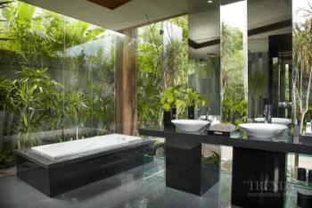 Bathing au naturel – resort-style suites