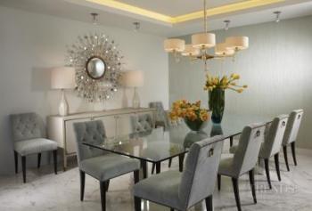 Exotic Miami condo by J Design Group