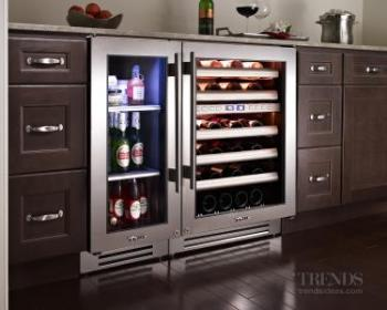 Red or white? True Professional Series wine cabinets
