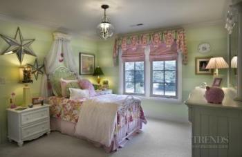 Fairy tale children's bedrooms