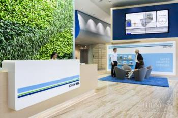 Office fit out for DNV GL Technology Centre, Singapore,  by Aedas Interiors