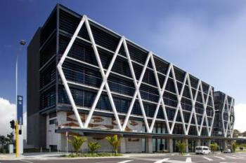 Facade design, engineering and installation for tertiary campus and Transport Interchange
