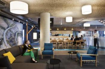 Award-winning sustainable fit-out of Aurecon House