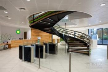 BP New Zealand head office by Unispace