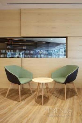 Innovative furniture from Harrows Contract Furniture for hospitality fit-outs