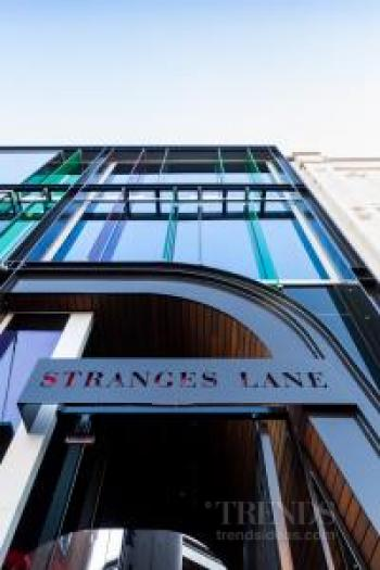Replacing a much-loved pre-quake Christchurch icon and dovetailing with historic buildings and busy laneways, Stranges Building has restored bustle and grace to this popular city niche