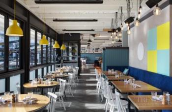 Maritime history is celebrated in The Crew Club waterfront eatery and bar