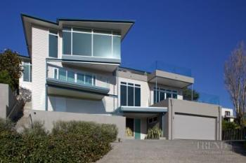 Contemporary house renovation of derelict home over three levels, by Scarbro Residential. Image: 1