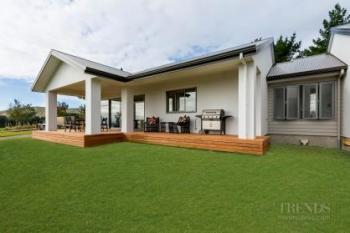 Multi award-winning new country house by Fowler Homes Manawatu
