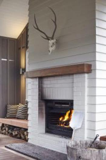 A Warmington wood or gas fire can bring your home to life