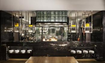 Boutique hotel refurbishment with edgy, industrial design