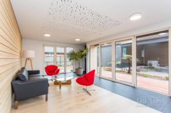 Bob Burnett house with Ten Star Homestar build rating