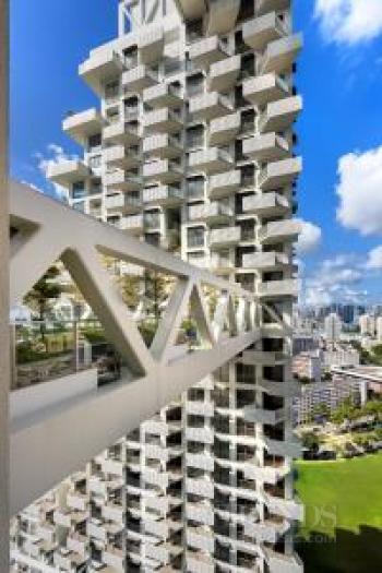 Sky Habitat takes innovative approach to city fringe residential design