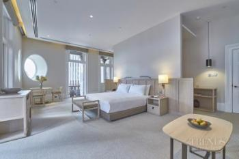 Restoration of heritage buildings by Kerry Hill Architects creates new luxury hotel in Perth