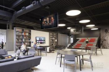 Revamped Havas Chicago interiors improve connectivity and the work environment