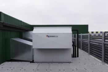Advanced air conditioning was supplied for the new NorthWest Shopping Centre by Temperzone