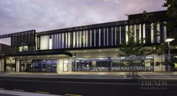 Louvre systems at NorthWest Shopping Centre were designed, manufactured and installed by LouvreTec