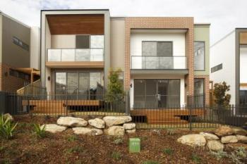 Sydney housing development focusses on a green park and lake