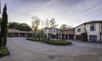 Independent villas are a lifestyle choice at this retirement village
