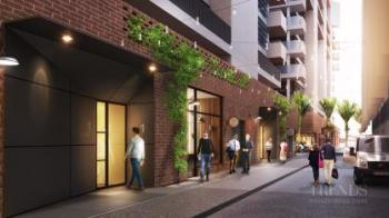 Increasing focus on quality design for inner city apartments