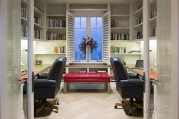 Upmarket coastal home evokes classic Cape Cod style features