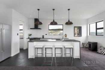 New showhome offers design solution for a sloping site