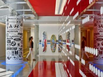 Renovated office building is designed to ensure staff want to be there