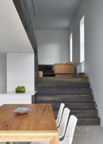 A new level and reworked interiors give this Victorian home modern functionality