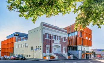 Rejuvenation of Auckland's Orange Hall involved tricky building elements, all resolved by Dominion Constructors