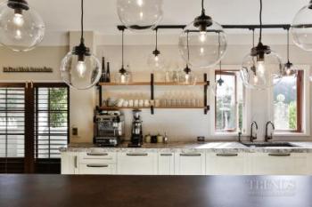 Kitchen renovation captures spirit of Italian-style home