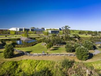 Established business park offers great transport links, communication and infrastructure
