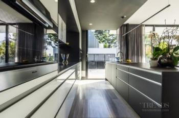 Kitchen renovation adds new functionality and personality